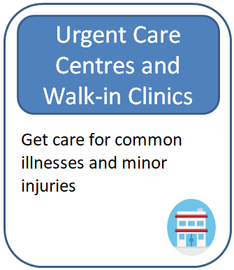 Urgent Care Clinics and Walk-in Clinics